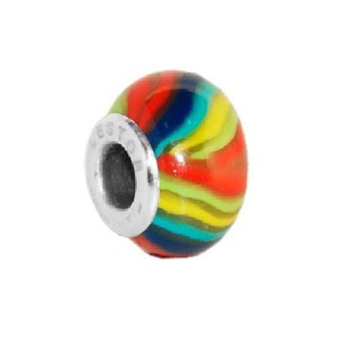 Picture of BEAD ACERO 316 L Y POTTERY ARCOIRIS